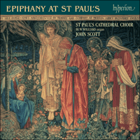 Cover of CDA67269 - Epiphany at St Paul's