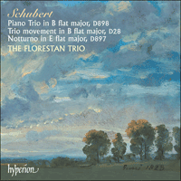 Cover of CDA67273 - Schubert: Piano Trio D898