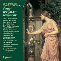 CDA67290 - Songs my father taught me