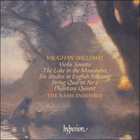Cover of CDA67313 - Vaughan Williams: Chamber Music