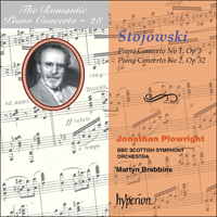 Cover of CDA67314 - Stojowski: Piano Concertos