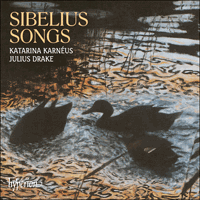 Cover of CDA67318 - Sibelius: Songs