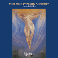 Cover of CDA67328 - Alexandrov: Piano Music
