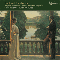 Cover of CDA67329 - Soul and Landscape