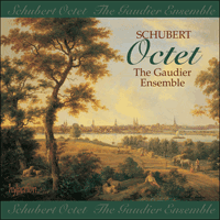 Cover of CDA67339 - Schubert: Octet