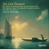 CDA67346 - Liszt: New Discoveries, Vol. 1