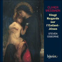 Cover of CDA67351/2 - Messiaen: Vingt Regards sur l'Enfant-J�sus