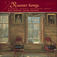 Cover of CDA67355 - Russian Songs