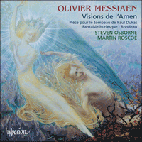 Cover of CDA67366 - Messiaen: Visions de l'Amen