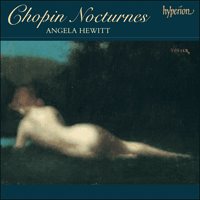 Cover of CDA67371/2 - Chopin: Nocturnes & Impromptus