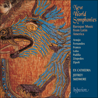 Cover of CDA67380 - New World Symphonies
