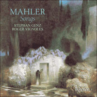 Cover of CDA67392 - Mahler: Songs