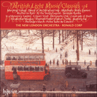 Cover of CDA67400 - British Light Music Classics, Vol. 4