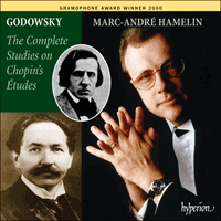 CDA67411/2 - Godowsky: The Complete Studies on Chopin's Études