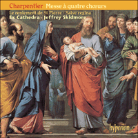 Cover of CDA67435 - Charpentier: Mass for four choirs