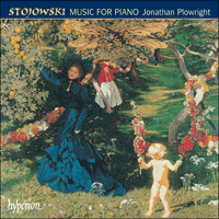Cover of CDA67437 - Stojowski: Piano Music