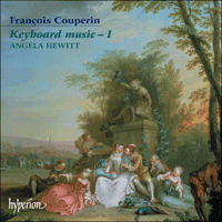 CDA67440 - Couperin: Keyboard Music, Vol. 1