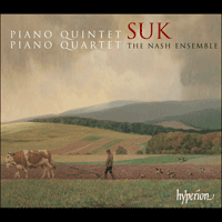 Cover of CDA67448 - Suk: Piano Quintet & Piano Quartet