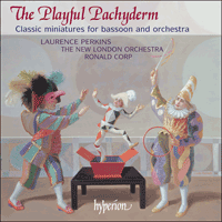 Cover of CDA67453 - The Playful Pachyderm