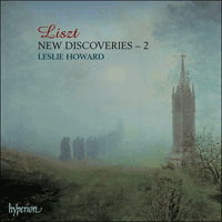 Cover of CDA67455 - Liszt: New Discoveries, Vol. 2