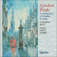 Cover of CDA67457 - London Pride