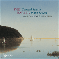 Cover of CDA67469 - Ives & Barber: Piano Sonatas