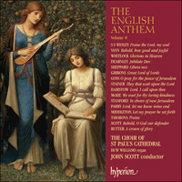 Cover of CDA67483 - The English Anthem, Vol. 8