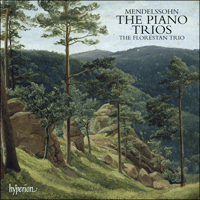 CDA67485 - Mendelssohn: The Piano Trios