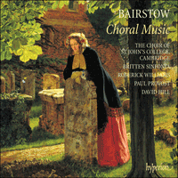 Cover of CDA67497 - Bairstow: Choral Music
