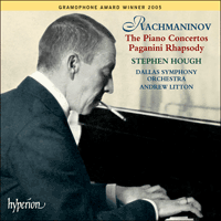 CDA67501/2 - Rachmaninov: The Piano Concertos