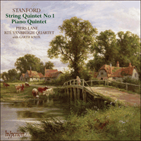 Cover of CDA67505 - Stanford: Piano Quintet & String Quintet No 1