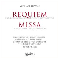Cover of CDA67510 - Haydn: Requiem