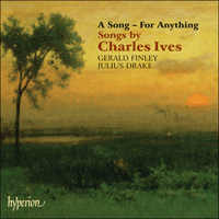 Cover of CDA67516 - Ives: A Song - For Anything