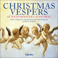 Cover of CDA67522 - Christmas Vespers at Westminster Cathedral