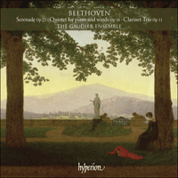 Cover of CDA67526 - Beethoven: Serenade, Quintet & Trio