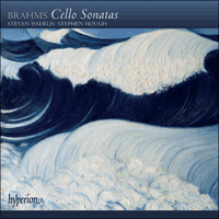 Cover of CDA67529 - Brahms: Cello Sonatas
