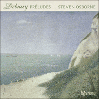 Cover of CDA67530 - Debussy: Pr�ludes
