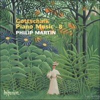 CDA67536 - Gottschalk: Piano Music, Vol. 8