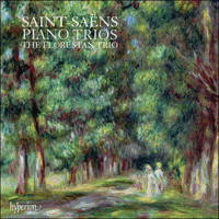Cover of CDA67538 - Saint-Sa�ns: Piano Trios