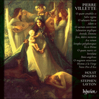 Cover of CDA67539 - Villette: Choral Music
