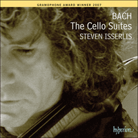 Cover of CDA67541/2 - Bach: Cello Suites