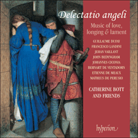 Cover of CDA67549 - Delectatio angeli