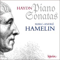 Cover of CDA67554 - Haydn: Piano Sonatas, Vol. 1