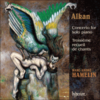 Cover of CDA67569 - Alkan: Concerto for solo piano