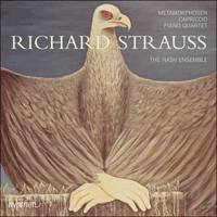 Cover of CDA67574 - Strauss: Metamorphosen, Capriccio