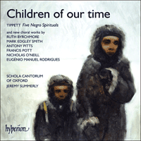 Cover of CDA67575 - Children of our time