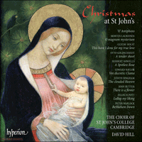 Cover of CDA67576 - Christmas at St John's Cambridge