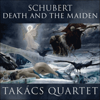 Cover of CDA67585 - Schubert: Death and the Maiden
