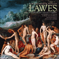 Cover of CDA67589 - Lawes & Lawes: Songs