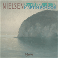 Cover of CDA67591/2 - Nielsen: Complete Piano Music